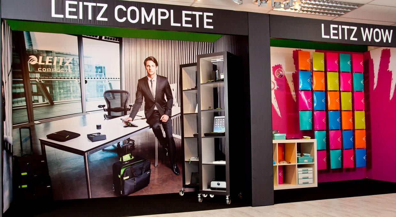 Co-Creatie Buro Leitz Brandstore