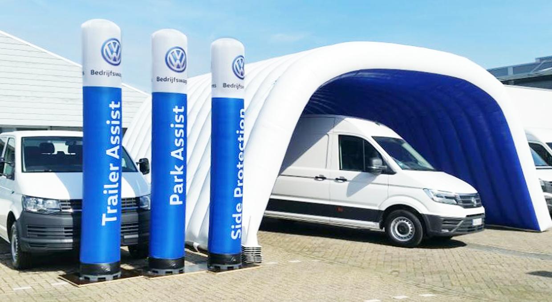 Volkswagen crafter productintroductie
