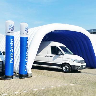 Pon Volkswagen Bedrijfswagen