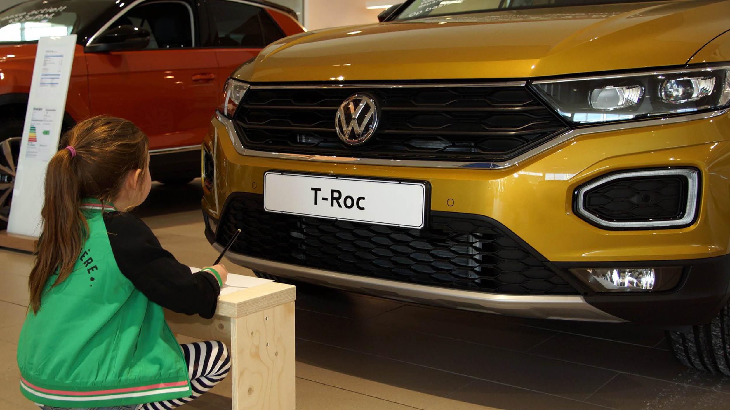 Volkswagen Snelwegsprookjes