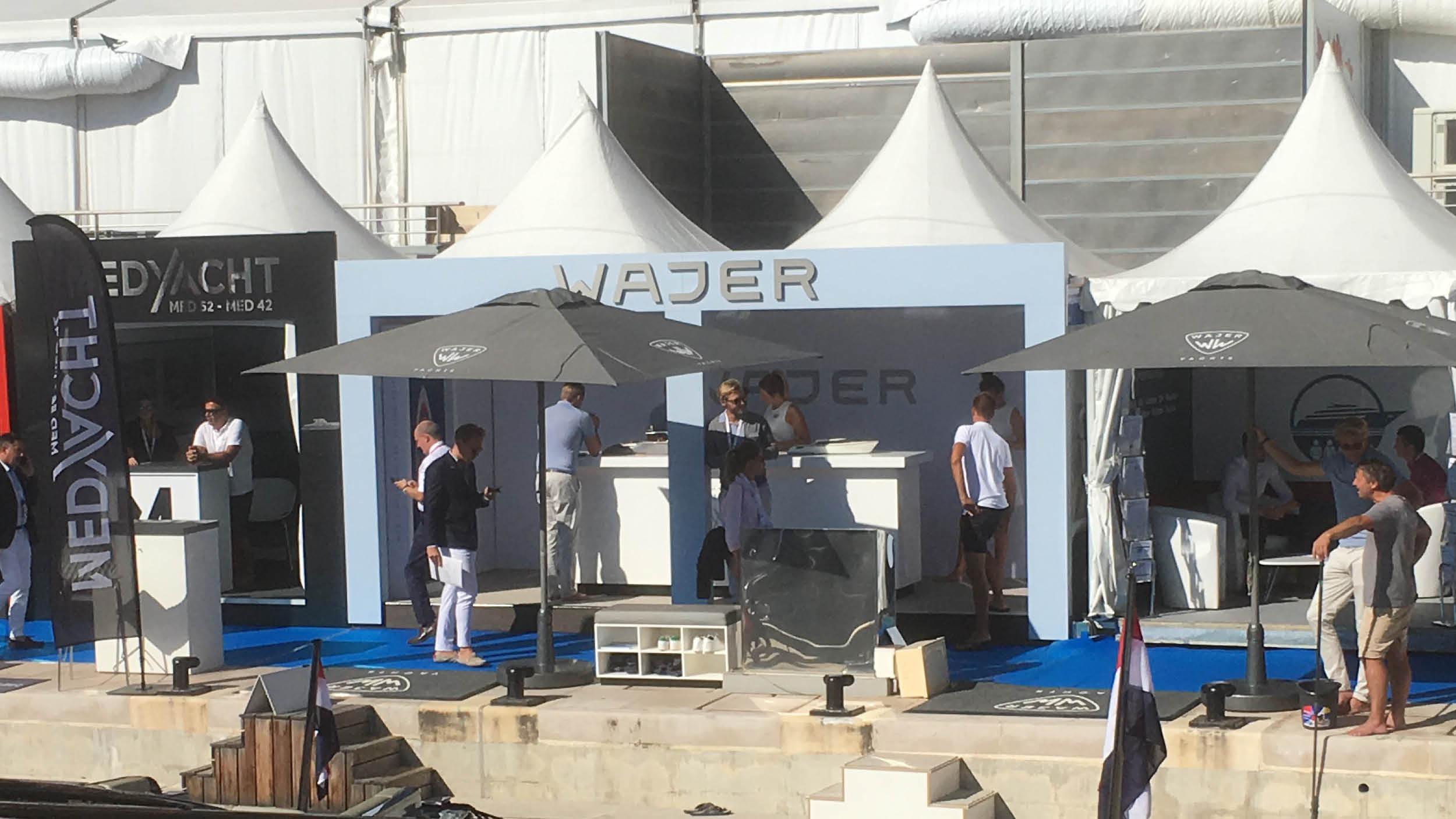 Wajer Yachts standbouw Monaco