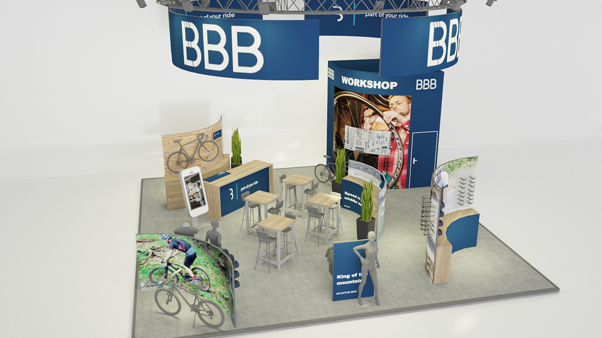 BBB Cycling standbouw
